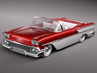 max chevrolet bel air 1958