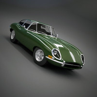 Jaguar E-Type S1 1961-67