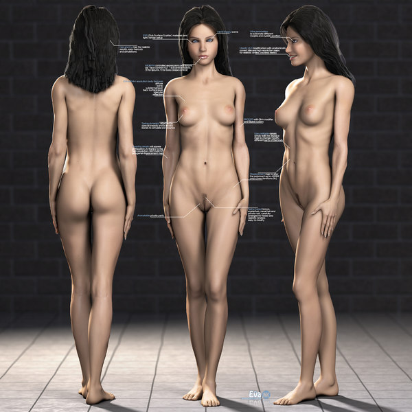 d stereo photo galleries of naked girls