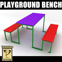 Playground Table