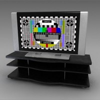 maya flat screen tv bench