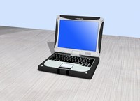 Toughbook Laptop Computer