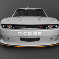 2010 NASCAR Nationwide Series Dodge Challenger