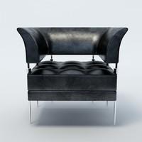 Poltrona Frau - Hydra chair
