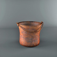 iron bucket max