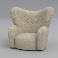 Wings Armchair