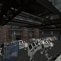 developer science labs level 3d model