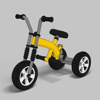 Tricycle toon