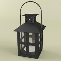3d lantern