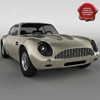 lightwave aston martin db4 1960