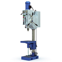 Drilling machine vertical