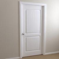 interior door - 2-panel max