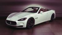 Luxury Maserati Cabriolet