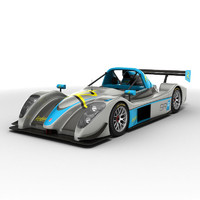 sport radical endurosport 3d model