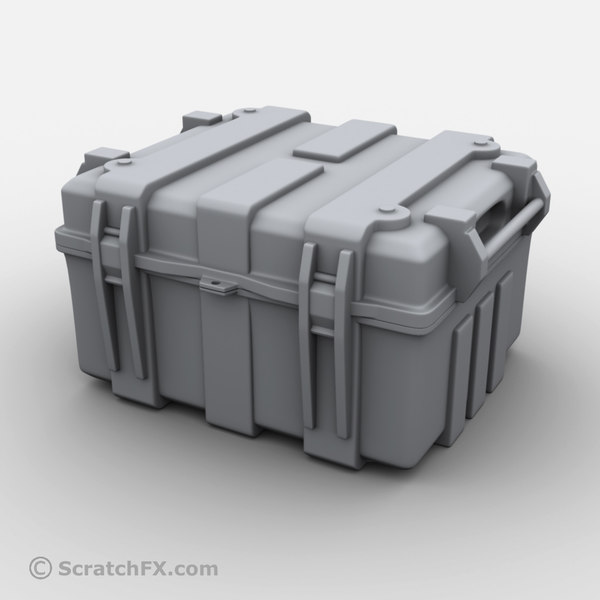 MILITARY CASE SET (SMALL, MEDIUM, LARGE)