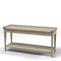 collection pierre savoir faire console table classic