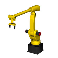 Industrial Manufacturing Robot