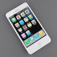 Iphone 4G White