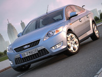 Ford Mondeo (2009)