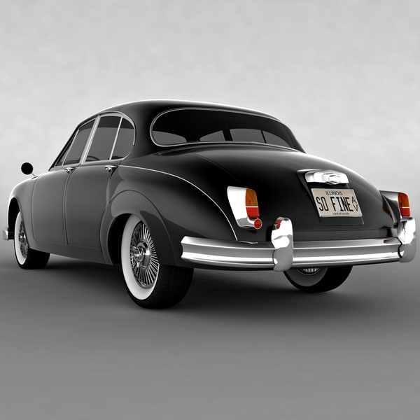 Jaguar Mark 1959