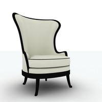 balcaen chairs 3d model