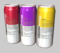 Vitamin Energy Cans