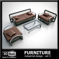 Design Furniture set 3