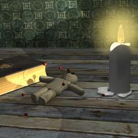 voodoo doll ritual