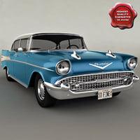 Chevrolet BelAir Sedan 1957