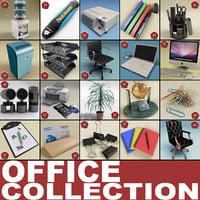 3d model office v3