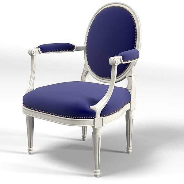 Pierre Collection COUP DE GRACE classic armchair chair