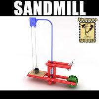 Playground Sand Mill