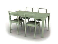 Vray Dining table 01