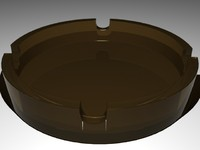 ashtray vob 3d 3ds