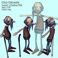 old man grampa