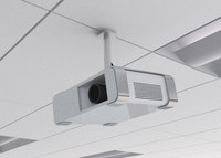 projector ceiling classroom 3d model