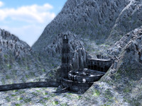 3d helms deep