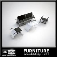 Design Furniture set 1