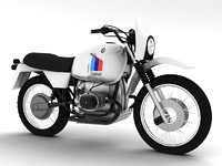 BMW R80 GS Paris-Dakar