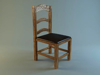 Chair in medieval style2