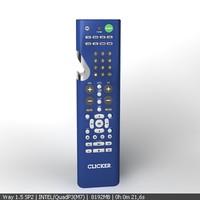clicker universal remote max