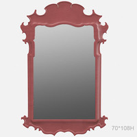 Chelini MIRROR WITH GLASS classic  fsrc 48