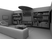 50020 Common Living Room