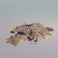 Debris_D_3DModel