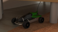 3d model rc buggy
