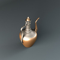 decanter jug 3d max