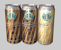 Starbucks Doubleshot Cans