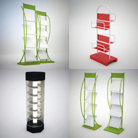 Display Rack Set I