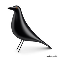 eames house bird vitra max free
