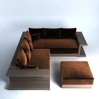roche bobois 3d model